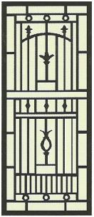 Cast Door Panel CG105