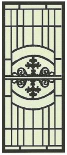 Cast Door Panel CG106