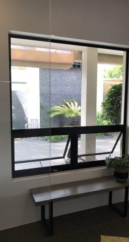 Awning window security screens SupaScreen