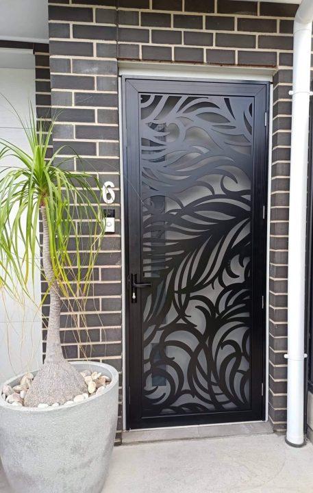 Decoview Screen Door