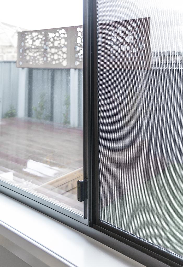 Intrudaguard Window Screen