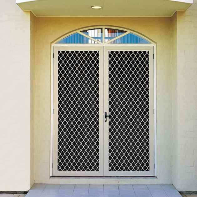 Sharkurity Diamond Grille Door