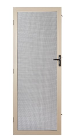Cream screen door adelaide made with amplimesh