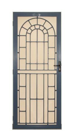 Cream security door in adelaide