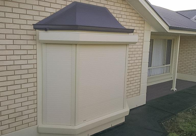 external roller shutters south australia