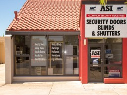 security doors adelaide showroom