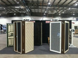 wide range of security doors