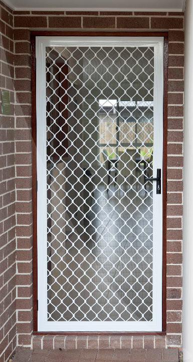 Decorative Fly Screen Doors