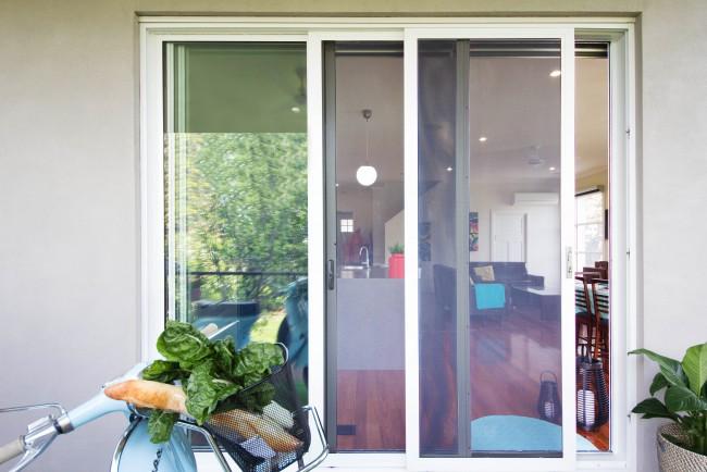 Stacker Security Door
